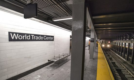 World Trade Center Subway Stop Destroyed in 9/11 Reopened After 17 Years