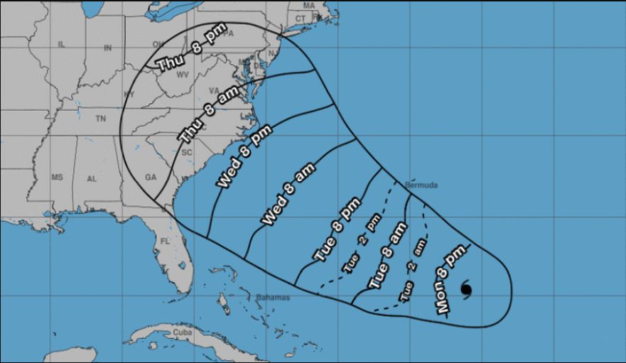 Hurricane Florence Update: Storm Moving Closer to US
