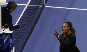 Tennis Associations Back Serena Williams Against Umpire
