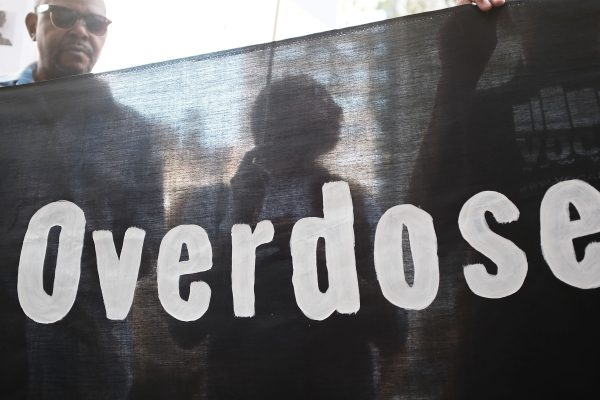 Activists call for action against overdose deaths