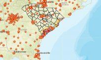 South Carolina Mandatory Evacuation for Coast Over Hurricane Florence; Schools Closed, Lanes Reversed