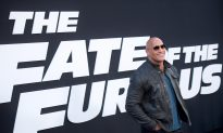 """First Photo Shared From Filming New """"Fast and the Furious"""" Spinoff"""