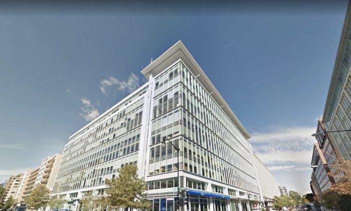 U.S. Green Building Council. 2101 L St NW #500, Washington, DC 20037. (Map data @2018 Google)