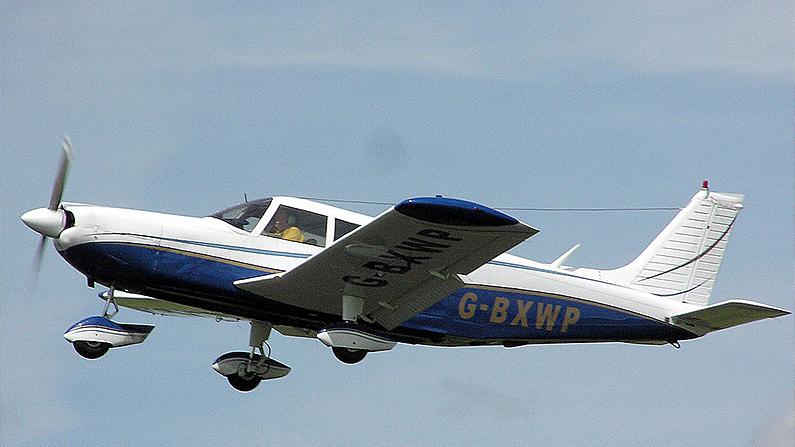 A 1973 Piper PA-32-300 Cherokee Six