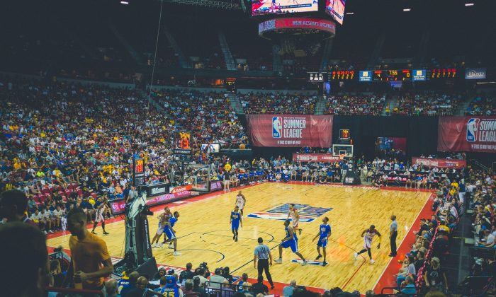 Pre-sale tickets of Golden State Warriors are starting in this week in Oakland. NeONBRAND/Unsplash