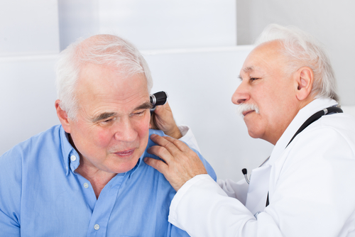 That greasy, often gross, buildup occurs more often in older ears ... and when it goes untreated, it can pose serious problems. (Shutterstock)