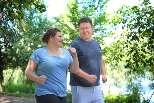 Total loss of fat mass, through a healthy diet and exercise, is the best outcome for overall health. (Shutterstock)