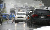 Heavy Rains Hit Maui as Olivia Approaches Hawaii