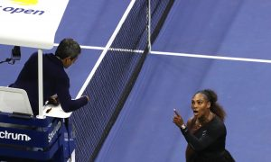 Serena Williams Speaks Out, Says She Didn't Get Coaching in US Open Final