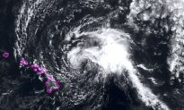 Maui Hunkers Down for Tropical Storm Olivia Nearing Hawaii