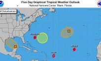 Storm Off Texas Coast Could Become Tropical Depression