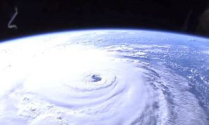 Hurricane Florence Tracker: NASA Posts 'Stark' Video of Storm