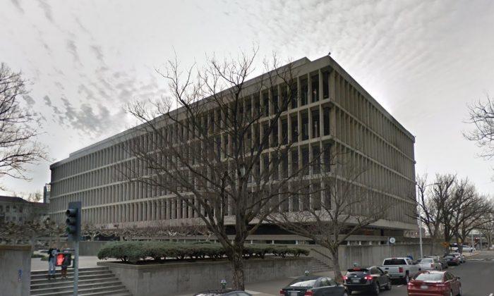 Gordon D. Schaber Sacramento County Courthouse in Sacramento, Calif. (Map data @2018 Google)