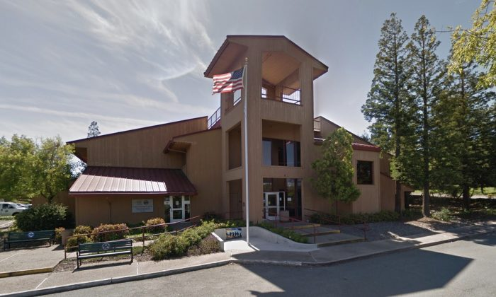 Contra Costa County District Attorney Office in Martinez, Calif. (Map data @2018 Google)
