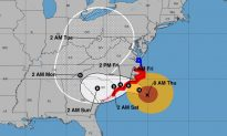 'At-Risk' Nuclear Power Plants on Path of Potentially Catastrophic Hurricane Florence