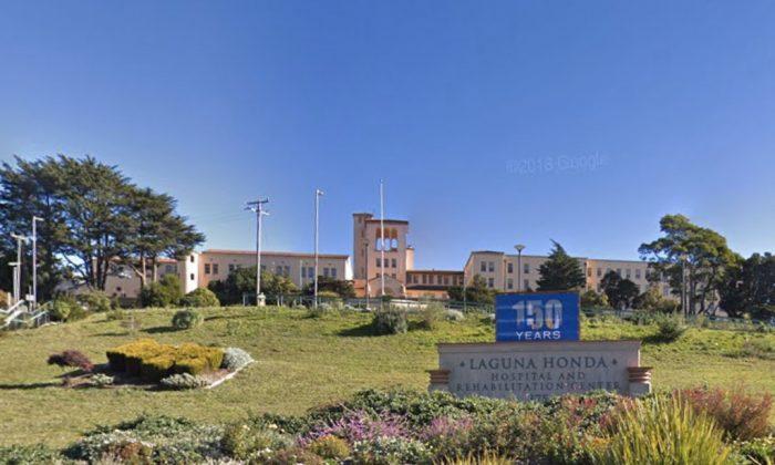 Laguna Honda Hospital: Tran Trinh MD., in San Francisco. (Map data @2018 Google)
