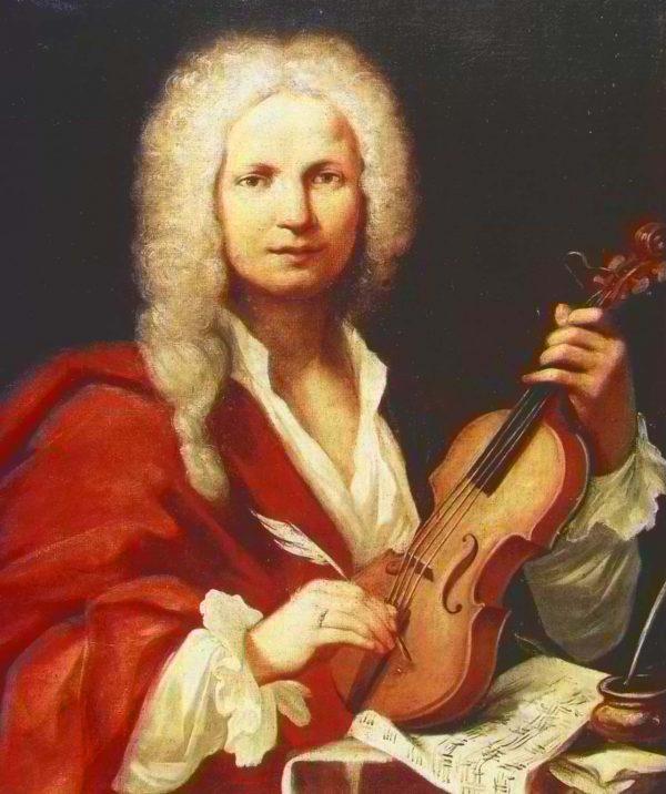 Vivaldi portrait
