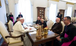 Pope Orders Inquiry Into Bishop as US Church Leaders Discuss Abuse Crisis