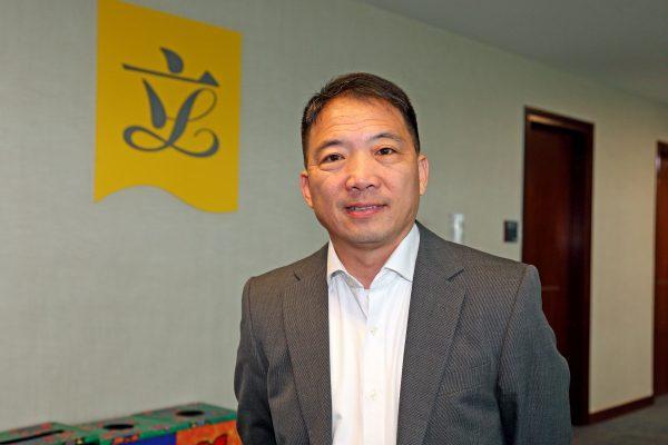 Hong Kong's Democratic Party Wu Chi-wai