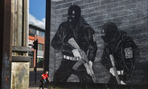 Brexit Could 'Re-Ignite' Sectarian Conflict in Northern Ireland, Report Says