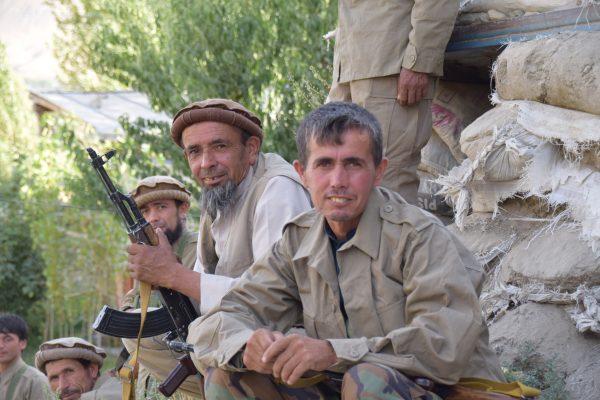 Afghanistan Bahorak Wardju Taliban Badakhshan