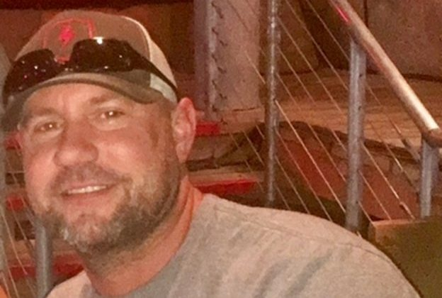 This undated photo provided by the Fort Worth Police Department shows Fort Worth police officer Garrett Hull.  Hull, sn undercover officer who was shot during a gun battle between police and a group of robbery suspects outside of a Fort Worth bar that left one suspect dead has died, authorities said Friday, Sept. 14, 2018.   ( Fort Worth Police Department via AP)