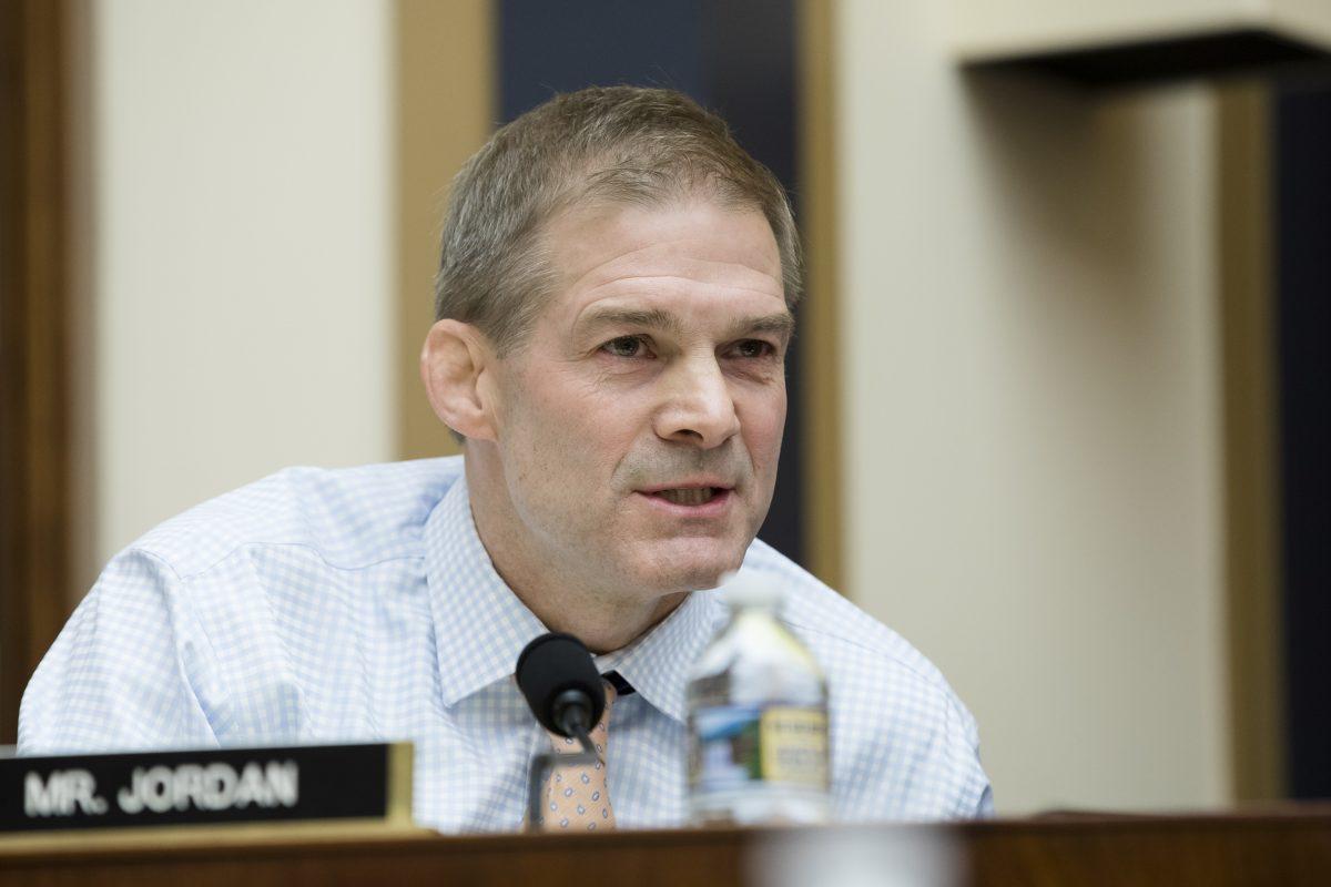 Jim Jordan on whistleblower