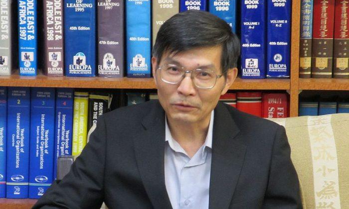 Su Chi-cheng in 2012. (VOA/Public Domain)