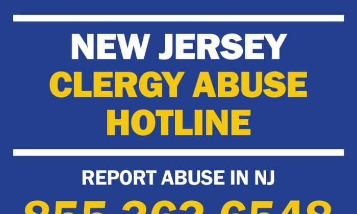 New Jersey clergy abuse hotline. (New Jersey Attorney General Gurbir Grewal)