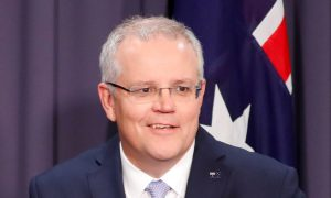 Australia to Help Papua New Guinea Build a Navy Base to Fend off China