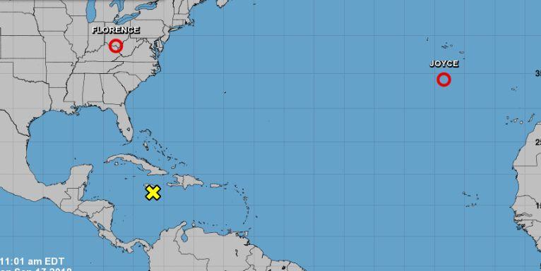 joyce helene florence isaac hurricane