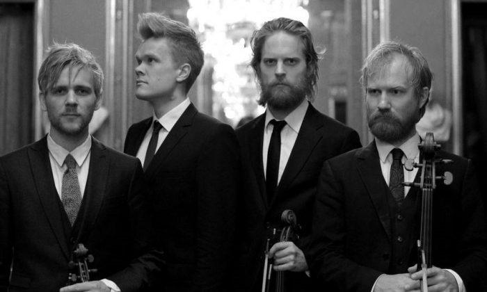 CD Review: The Danish String Quartet's 'Prism 1: Bach