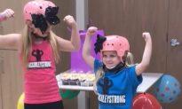 Sibling Love Helped Girl With Major Brain Damage Heal