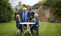 Film Review: 'Tea With the Dames': Four UK Actresses of the Theater