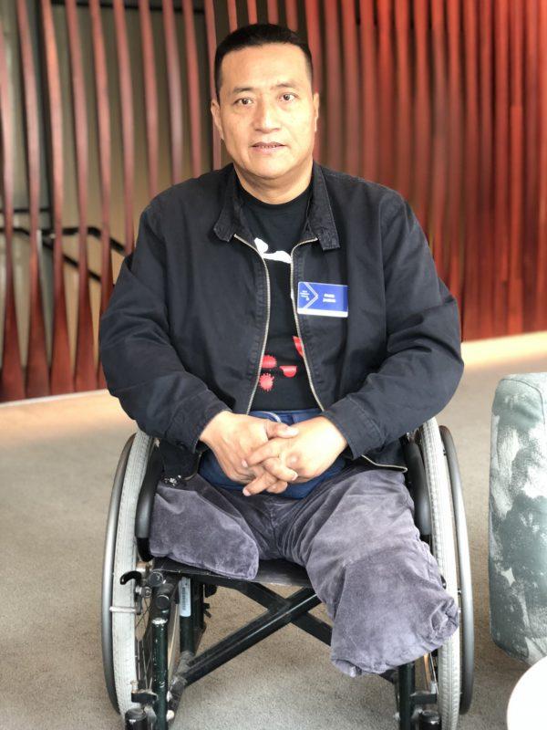 Tiananmen Square Massacre Victim
