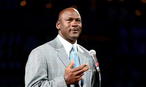 Michael Jordan Opens First of 2 Clinics in North Carolina to Serve Patients With Little or No Health Insurance