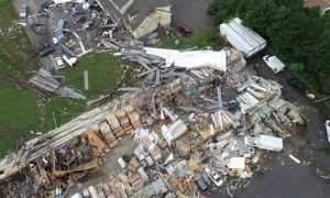 Fatality Reported After Tornadoes Touch Down Near Richmond, Virginia