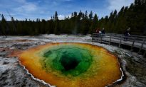 USGS: Yellowstone Volcano Still 21st Most Dangerous in US