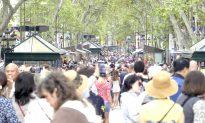 Mass Tourism a Struggle for Barcelona Residents