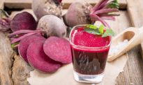 Beet Juice May Reduce Walking Pain in People With Leg-Artery Disease
