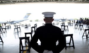 16 Marines Arrested on Charges Including Human Smuggling and Drugs: Officials