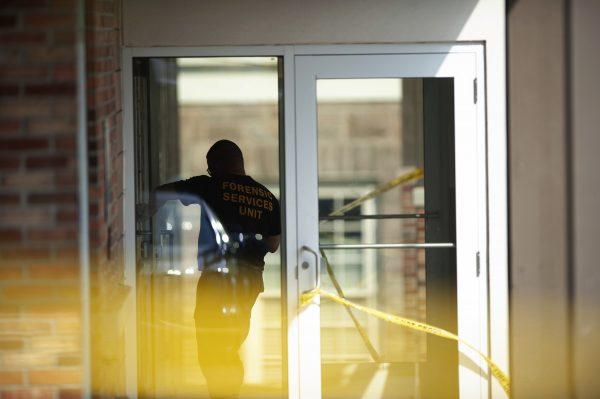 Officer investigates shooting Masontown borough