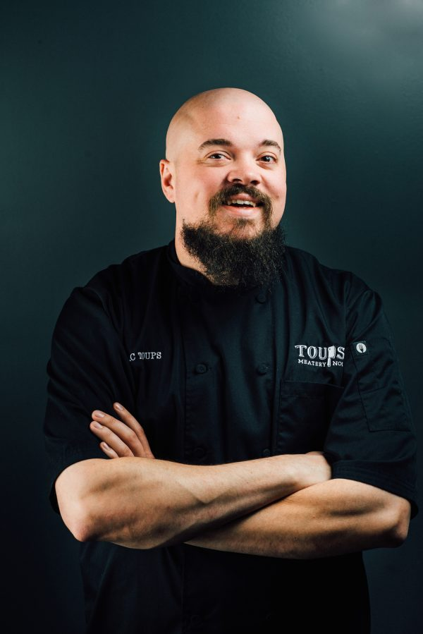Isaac Toups of Toups Meatery