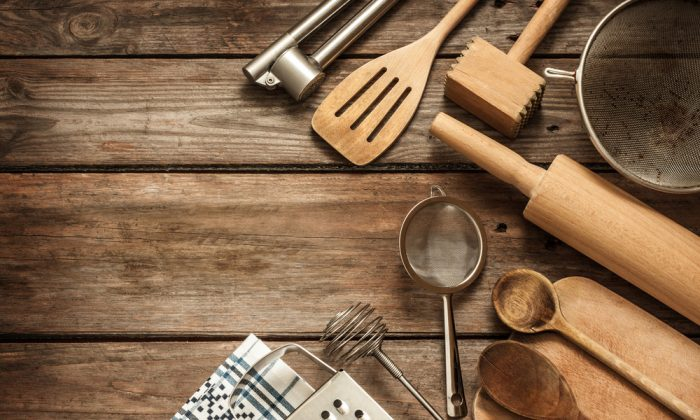 Stock your kitchen with essentials. (Pinkyone/Shutterstock)