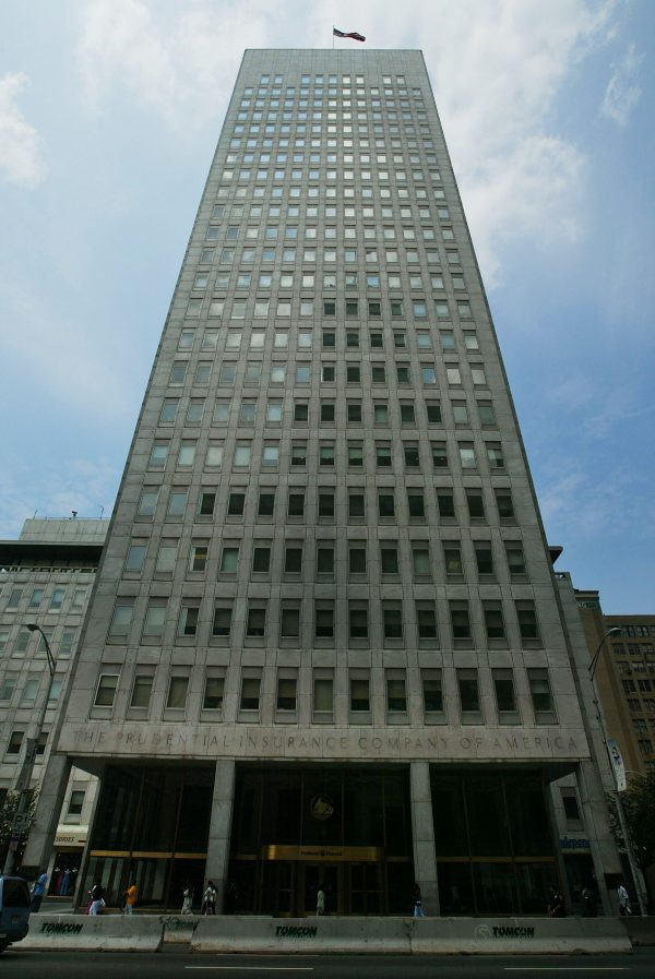 Prudential Insurance building