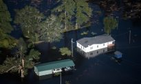 Drone Footage Shows Severe Flooding in South Carolina Days After Florence