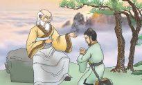 The Legend of Iron Crutch Li, Part 1