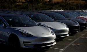 Tesla Model 3 Gets 5-star Rating From US Safety Agency
