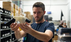 3D-Printed Gun Maker Cody Wilson Has Been Arrested in Taiwan