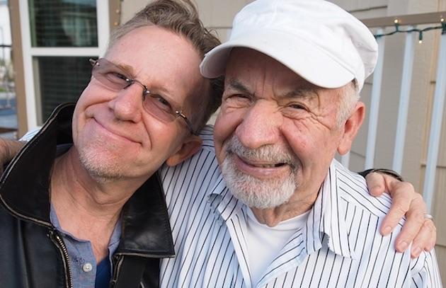 Jack Tuller meets his dad